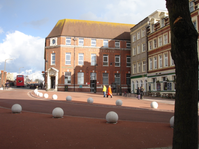 Post Office Bexhill-on-Sea East Sussex