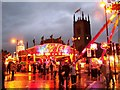 SK4641 : Friday at the Fair by Garth Newton