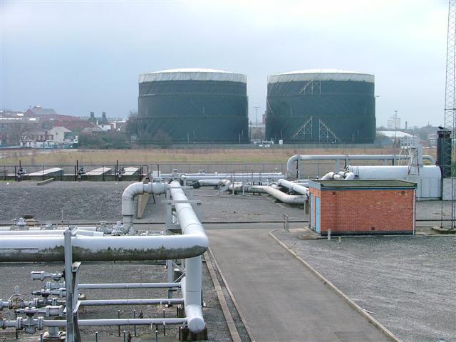 Basford Gas Works