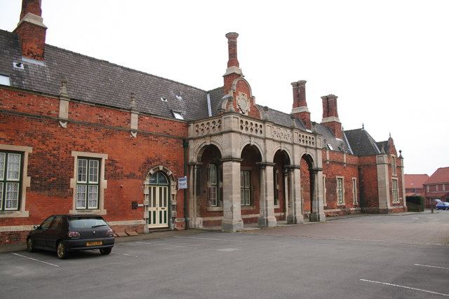 Louth Station