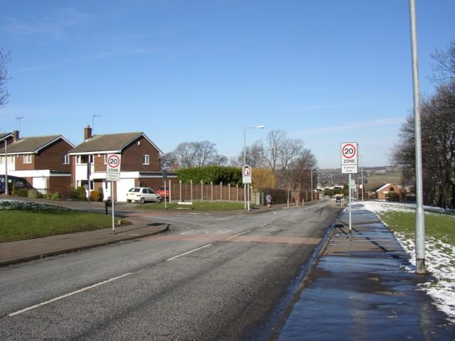 Field Top Road, Rastrick (SE137219)