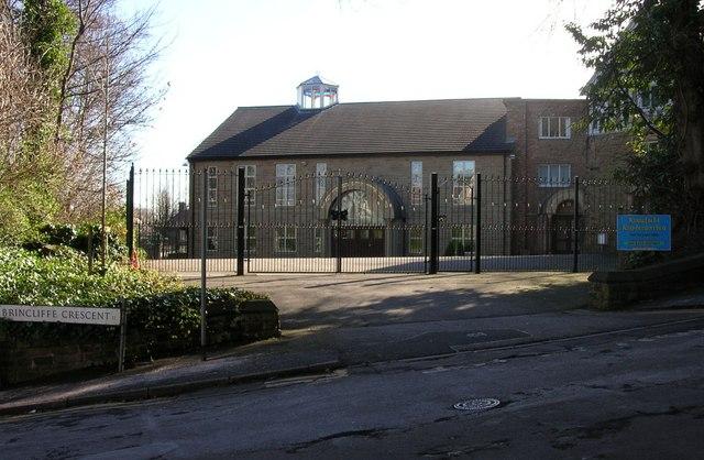 Kingcliffe Kindergarten, Brincliffe Crescent, Sheffield 11.