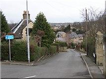 SE1421 : Brook Grain Hill, Rastrick by Humphrey Bolton