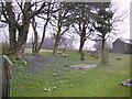 SD2677 : Churchyard Pennington by Michael Graham