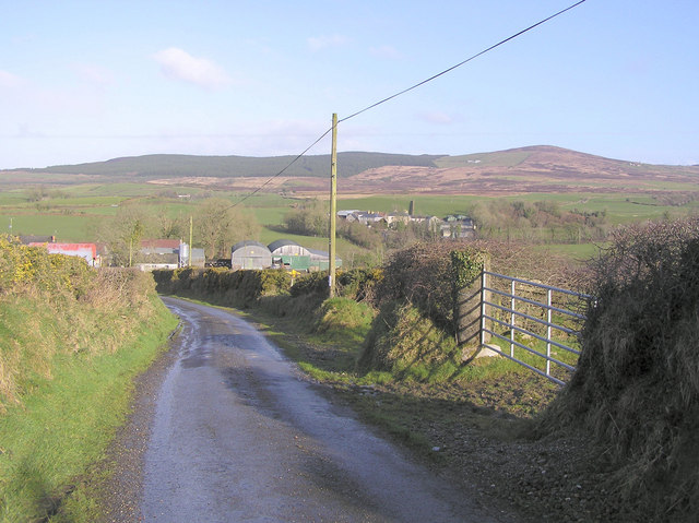 Drumnahoe Townland, Douglas Bridge by Kenneth  Allen