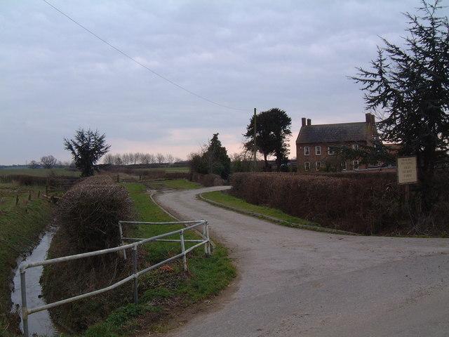 Old Hurst Farm & Twyditch Lane