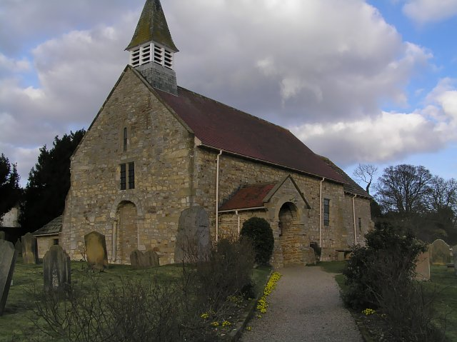 Church at Sinnington