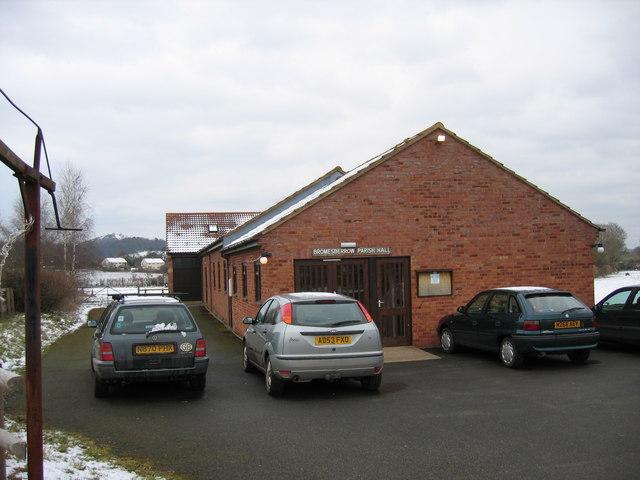 Bromesberrow Parish Hall