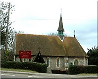 TL0106 : St. John the Evangelist, Bourne End by Edward Farrow