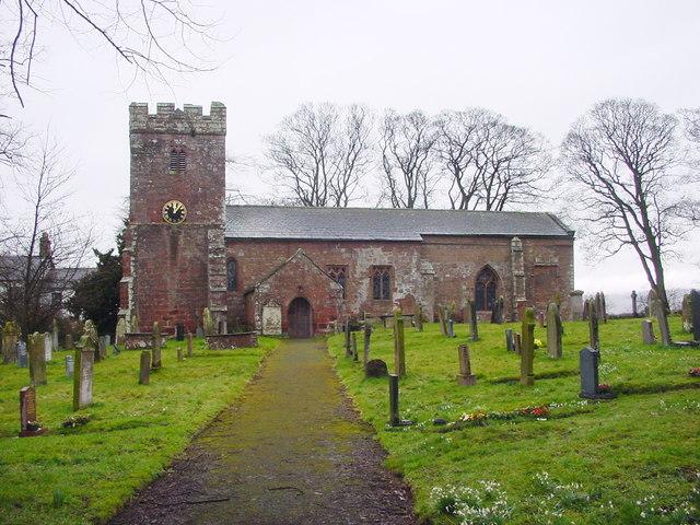 Church of St Michael, Kirkby Thore