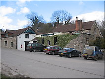ST7244 : Holwell by Phil Williams