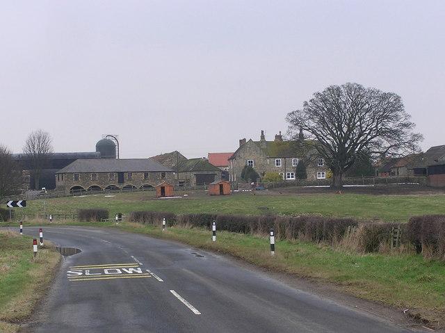 Ulnaby Hall