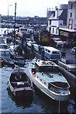 SY6778 : Weymouth Boat Train by Martin Addison