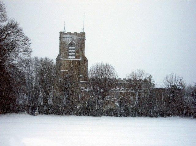 St. Mary's Church, Steeple Bumpstead