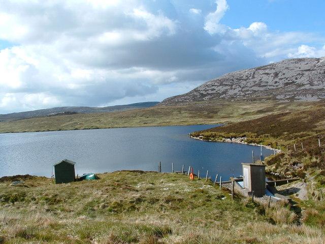 Loch Uraraidh - Islay