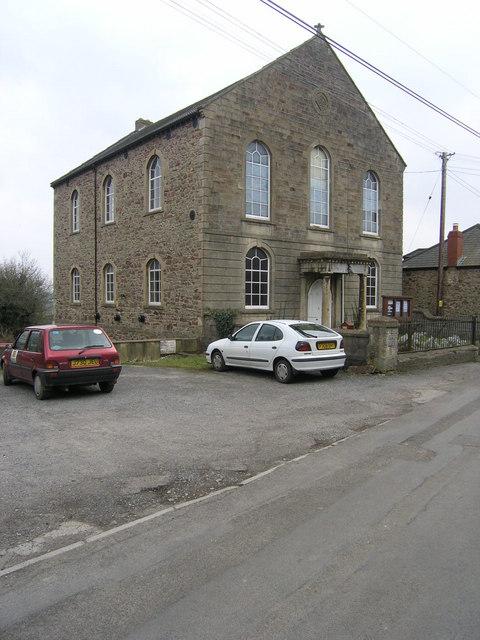 Coleford Methodist Church