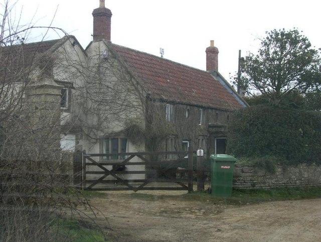 Charity Lane, White Cottage