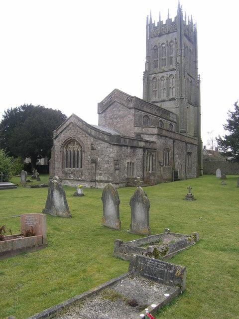 Leigh-on-Mendip St Giles Church
