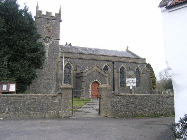 Stoke St Michael Church