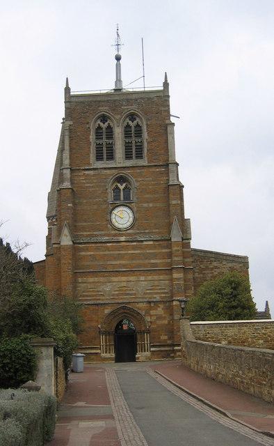 Holy Trinity Parish Church Rothwell