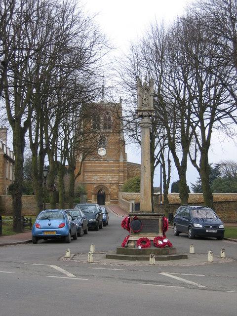 Rothwell War memorial