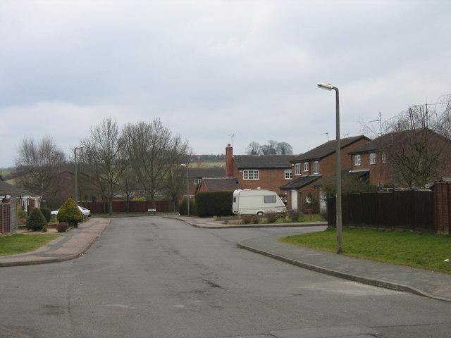 Street scene Rothwell