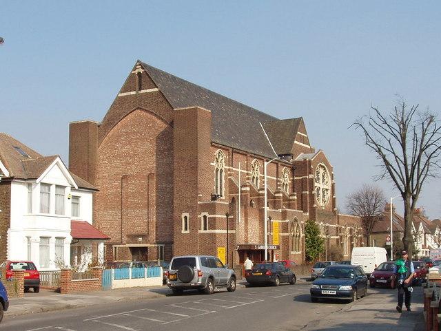 St Gabriel's Church, North Acton