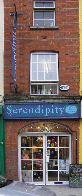 Serendipity, Omagh