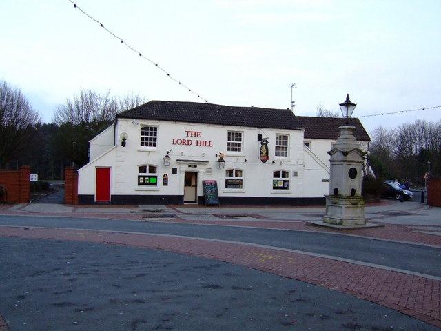 Lord Hill, Dawley