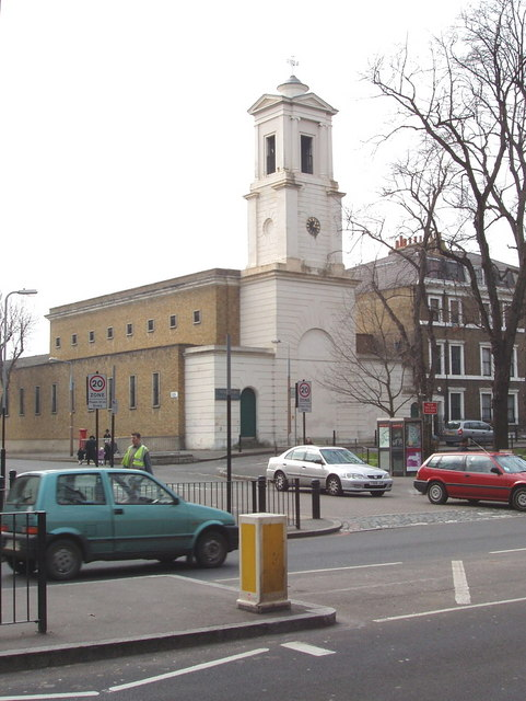 St Thomas the Apostle, Clapton Common