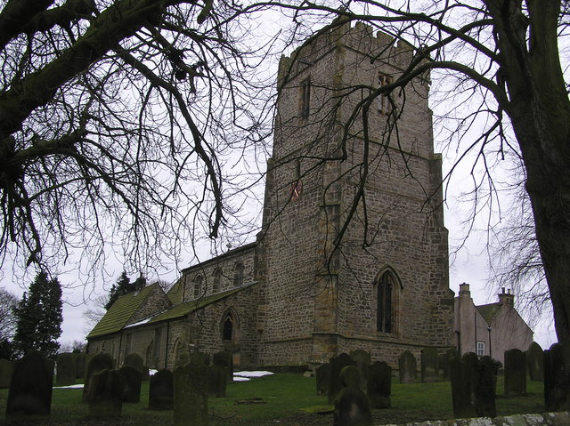 St. Peter & St. Felix : Kirby Hill