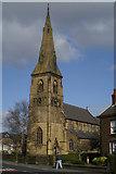 SD4520 : Holy Trinity Parish Church, Tarleton by David Long