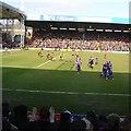 TQ3368 : Crystal Palace players celebrate a goal by Jon Bryant