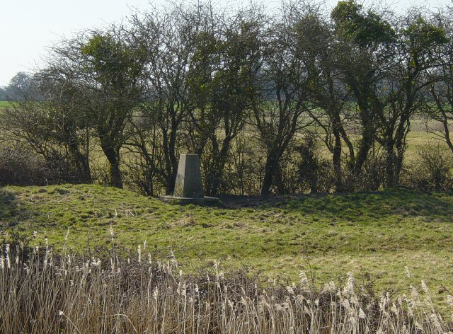Priory Farm Triangulation Pillar