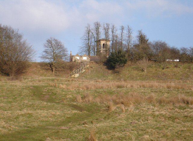 Public Footpath, Derry Hill Farm