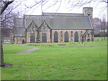 NZ4057 : St.Peters Church, Monkwearmouth by rob bishop
