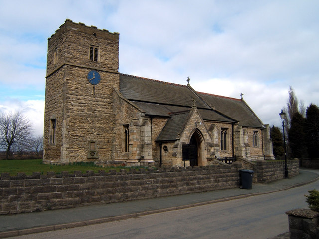 Roxby Church