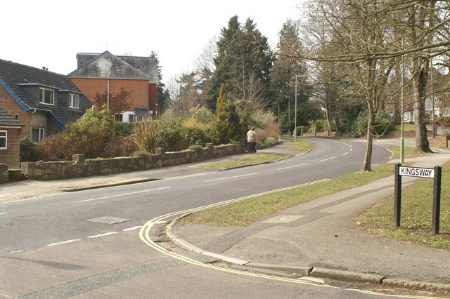 Brownhill Road, Chandler's Ford