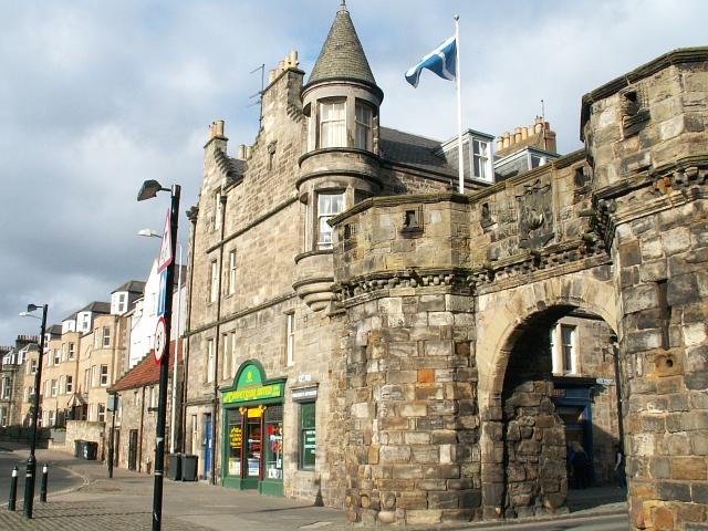 West Port, St Andrews