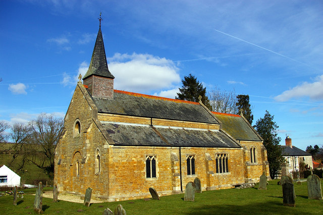 Church of St. Mary, Thoresway, Lincolnshire.