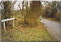 SU9846 : Stakescorner Road, Littleton. by Colin Smith
