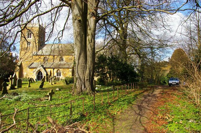 Claxby Church