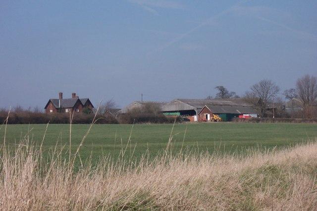 Eastwick Hall Farm
