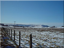 HU4245 : Tingwall, Shetland by John Dally