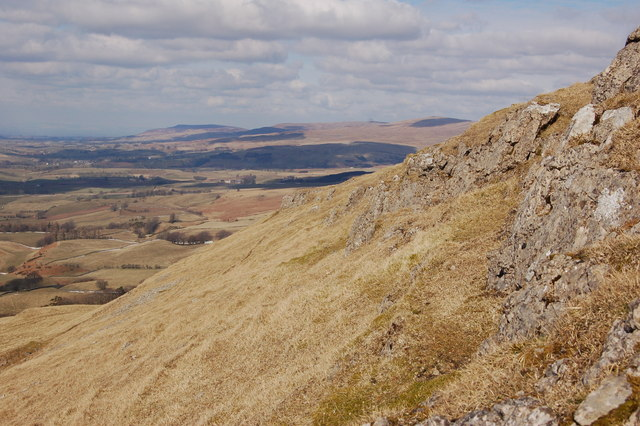 The North end of Melmerby Low Scar