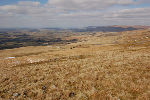 Looking towards BlackTongue & the Hartside Road