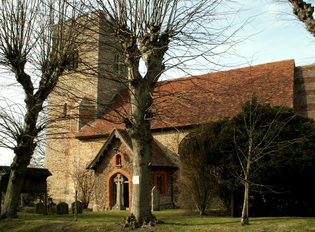 St. Mary the Virgin church, Elsenham, Essex