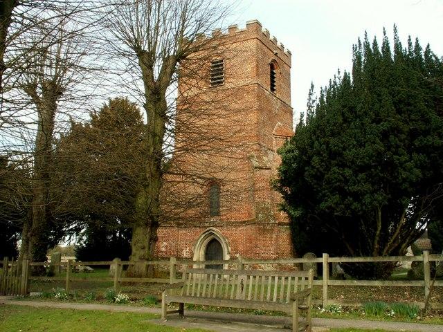 St. Peter's church, Ugley, Essex