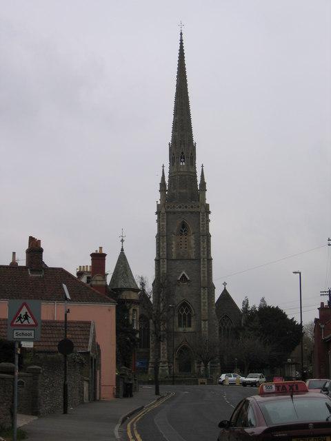 Stapleton Parish Church Bristol