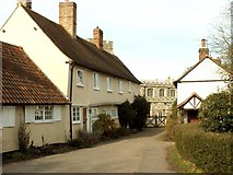 TL4731 : Clavering, Essex by Robert Edwards